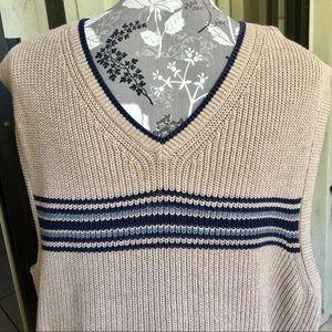 Men's Tommy Hilfiger Sweater Vest Size XL